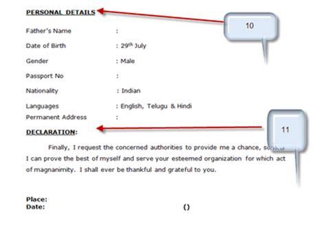 Resume format software tester